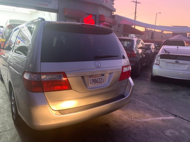Honda Odyssey 2006 price $3,800