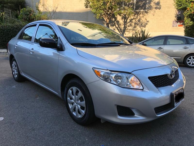 Toyota Corolla 2010 price $7,200