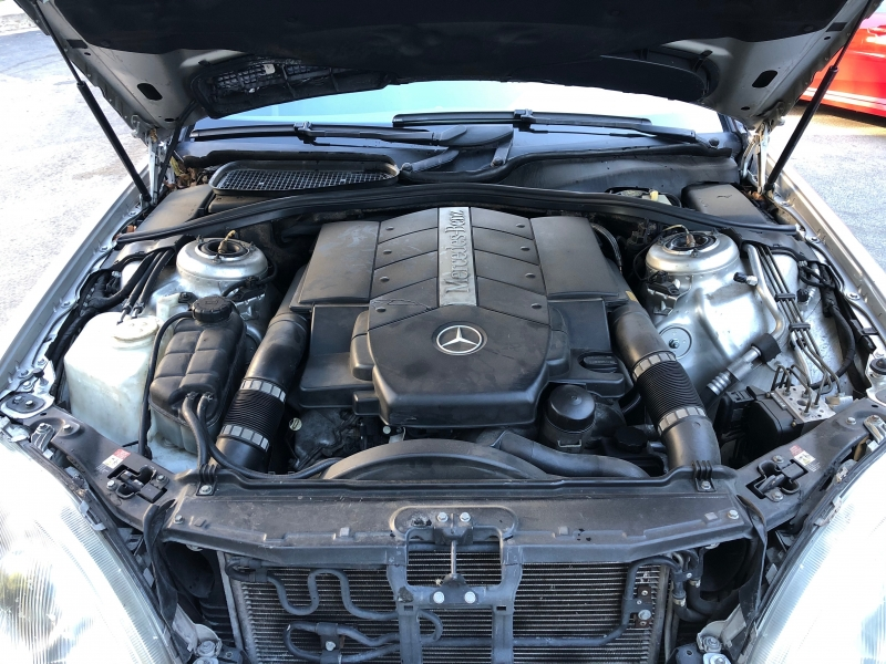 Mercedes-Benz S-Class 2002 price $3,800