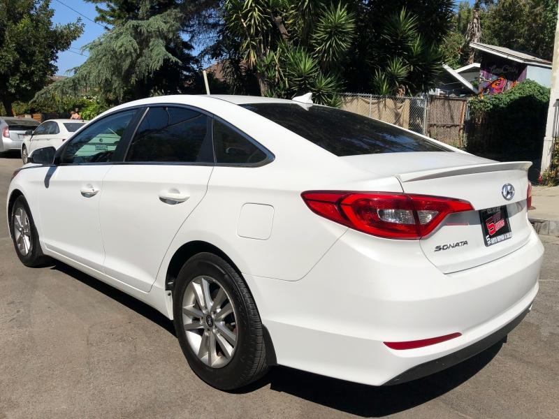 Hyundai Sonata 2016 price $9,500