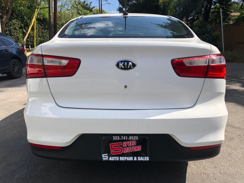 Kia Rio 2016 price $7,698
