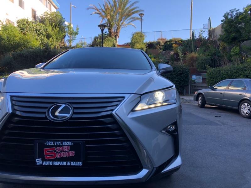 Lexus RX 350 2016 price $29,595