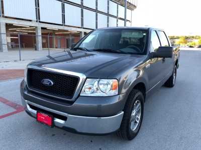 2008 Ford F-150 2WD SuperCrew 139 XL