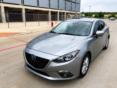 2015 Mazda Mazda3 4dr Sdn Auto i Touring