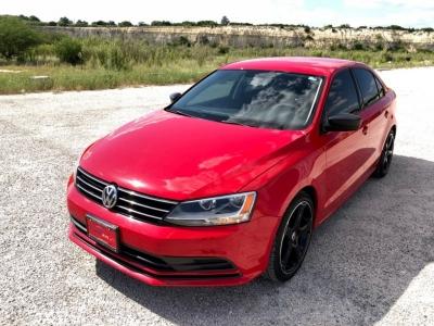 2015 Volkswagen Jetta Sedan 4dr Auto 2.0L S w/Technology