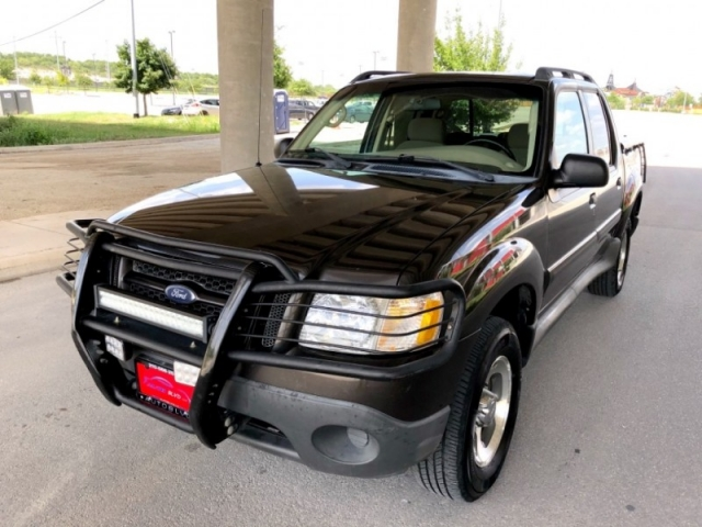 2005 Ford Explorer Sport Trac