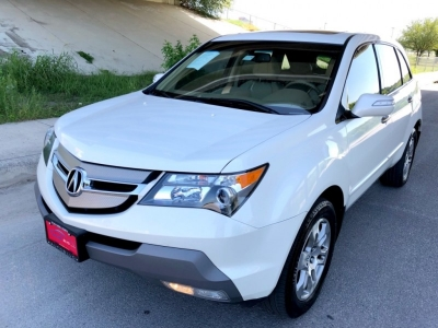 2009 Acura MDX AWD 4dr Tech/Entertainment Pkg