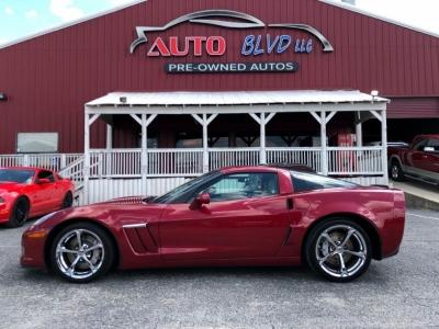 2012 Chevrolet Corvette 2dr Cpe Grand Sport 3LT w/1SC