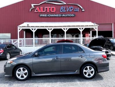 2011 Toyota Corolla 4dr Sdn Auto L
