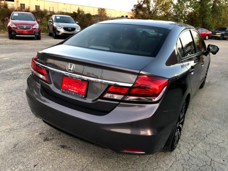 Honda Civic Sedan 2015 price $13,997