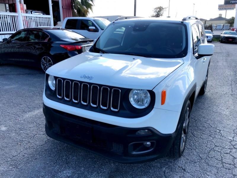 Jeep Renegade 2017 price $15,377