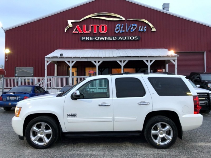 Chevrolet Tahoe 2012 price $17,997