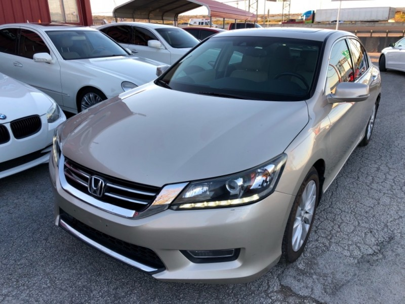 Honda Accord Sdn 2013 price $13,777