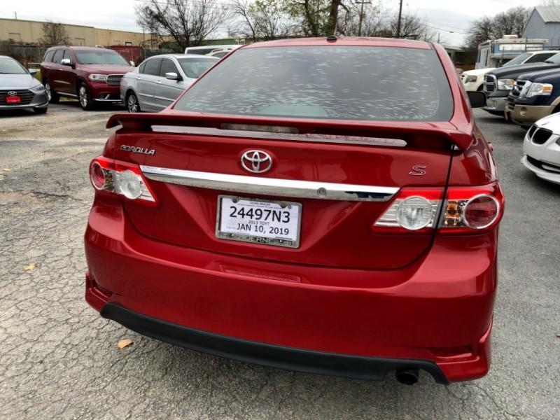 Toyota Corolla 2013 price $9,997