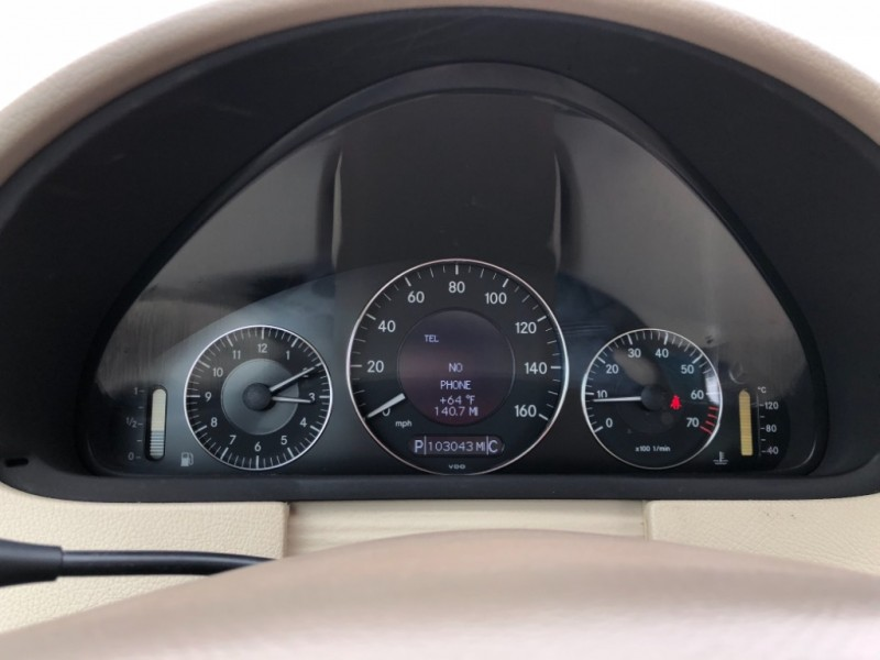 Mercedes-Benz CLK-Class 2009 price $9,400