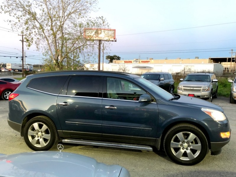 Chevrolet Traverse 2012 price $0