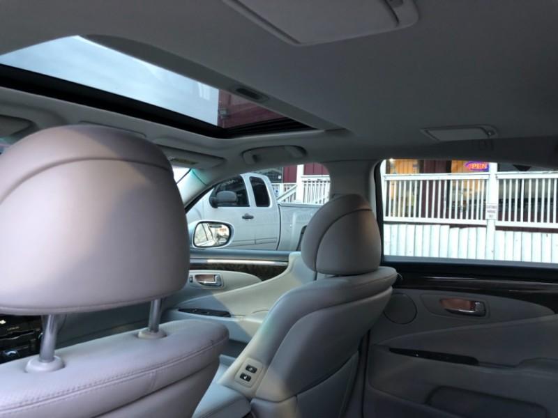 Lexus LS 460 2008 price $0