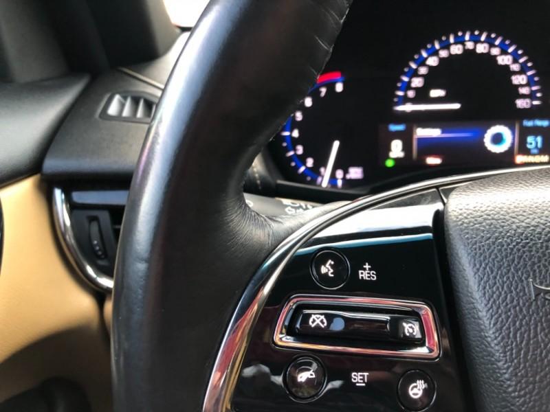 Cadillac ATS 2014 price $16,997