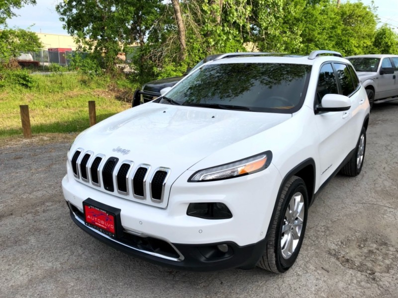Jeep Cherokee 2016 price $17,500