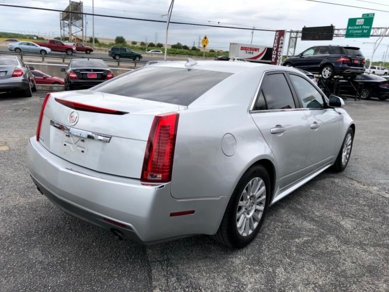 Cadillac CTS Sedan 2010 price $10,250