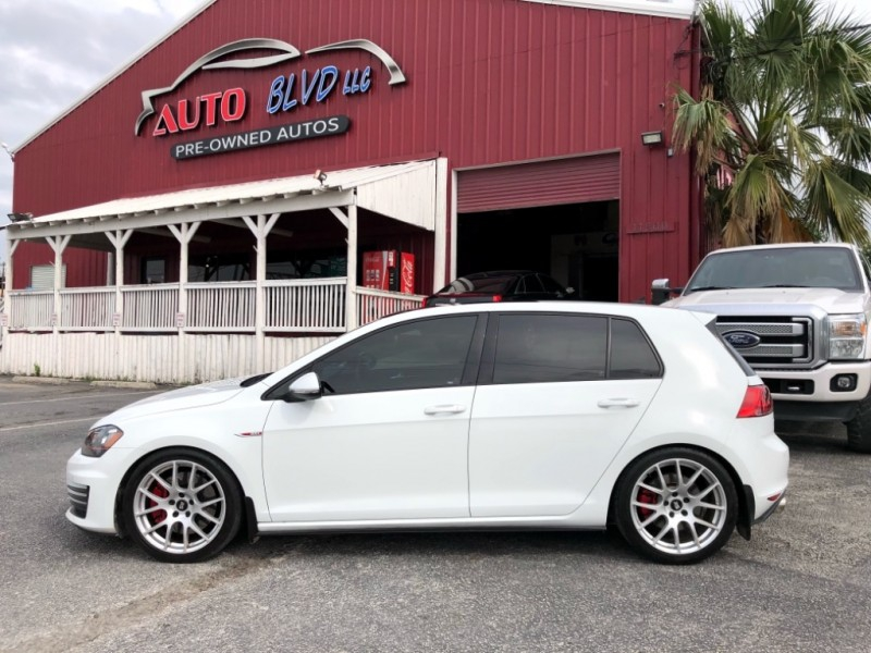 Volkswagen Golf GTI 2015 price $16,888