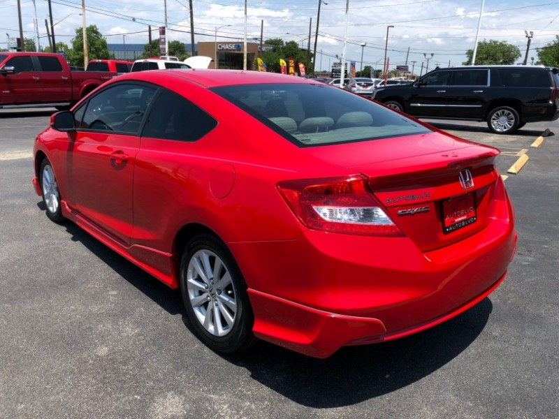 Honda Civic Cpe 2012 price $9,600
