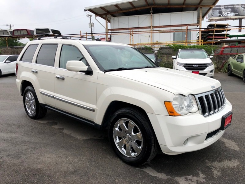 Jeep Grand Cherokee 2010 price $10,877