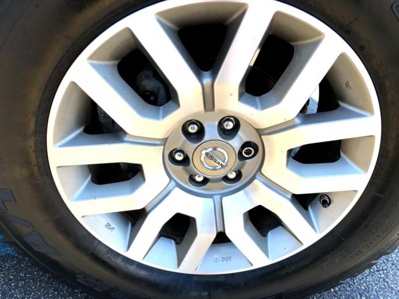 Nissan Frontier 2011 price $10,997