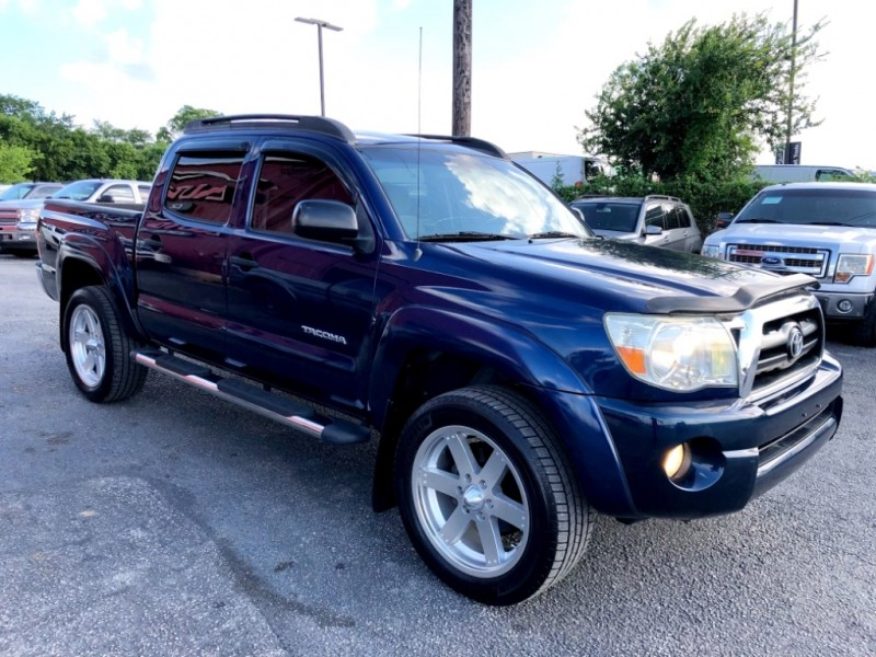 Toyota Tacoma 2006 price $12,777