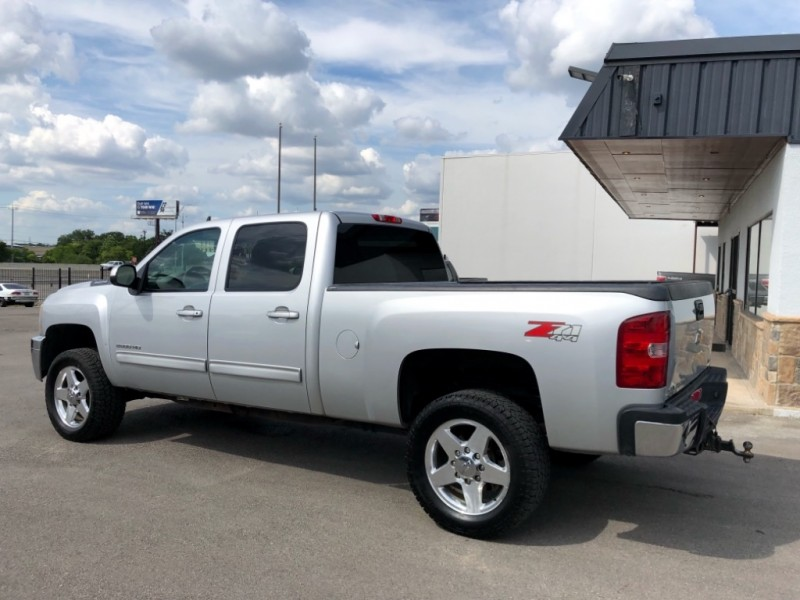 Chevrolet Silverado 2500HD 2011 price $29,500