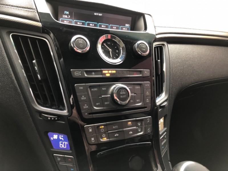 Cadillac CTS-V Sedan 2013 price $33,700