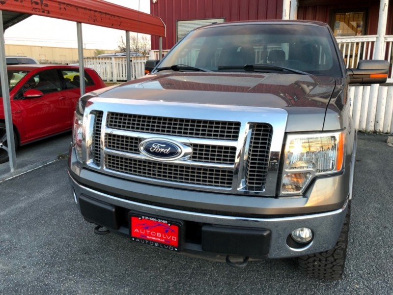 Ford F-150 2012 price $20,988