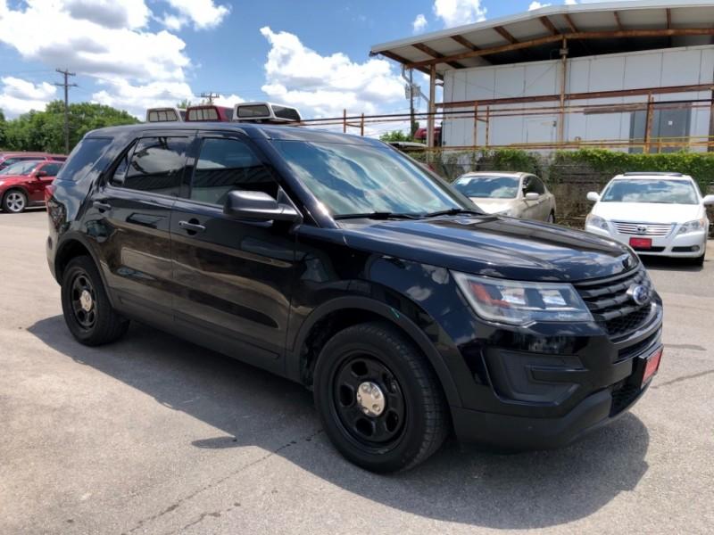 Ford Utility Police Interceptor 2016 price $15,477