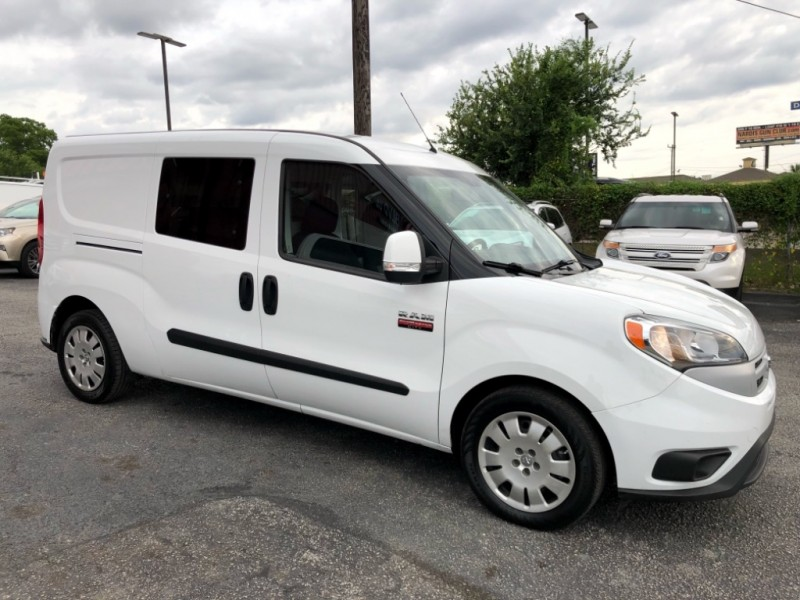 RAM ProMaster City Wagon 2016 price $13,997