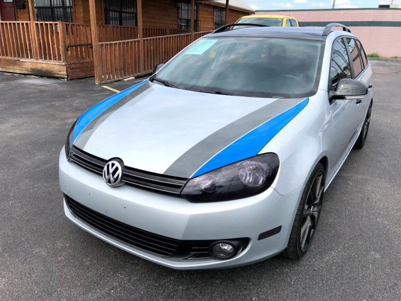 Volkswagen Golf Wagon 2012 price $10,100