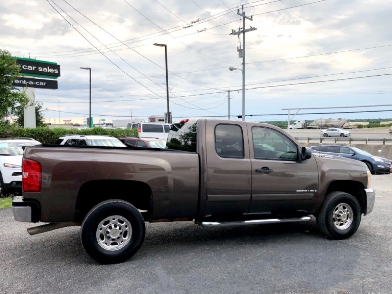 Chevrolet Silverado 2500HD 2007 price $0