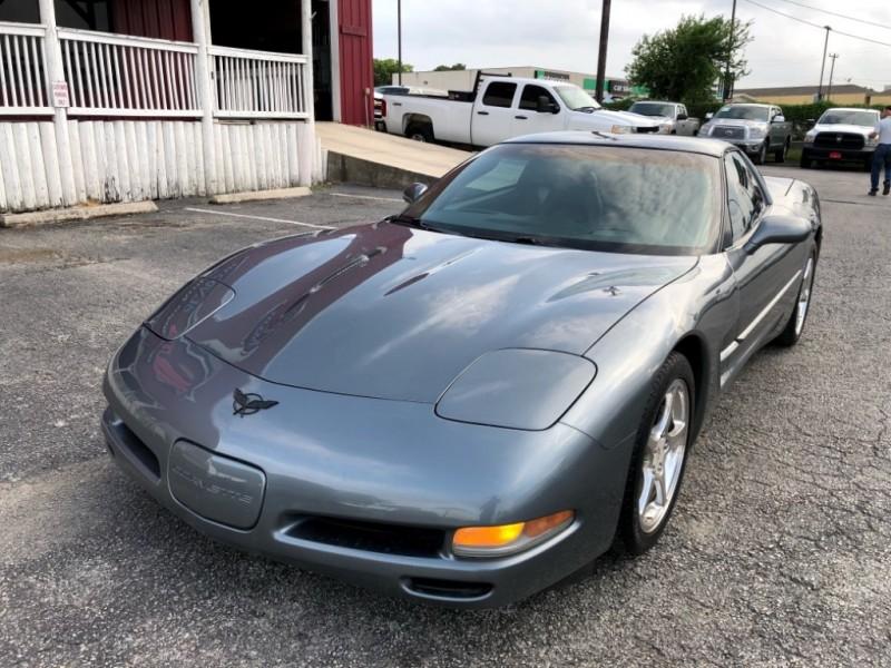 Chevrolet Corvette 2004 price $16,997