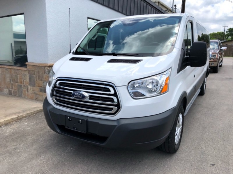 Ford Transit Wagon 2016 price $0