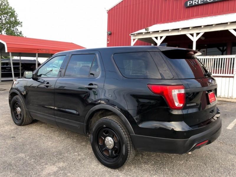 Ford Utility Police Interceptor 2016 price $15,288