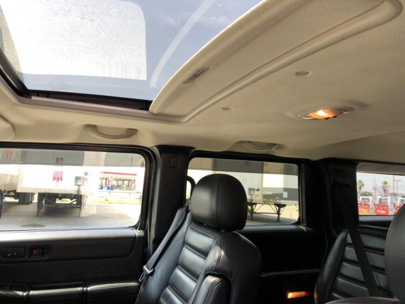Hummer H2 2005 price $17,997