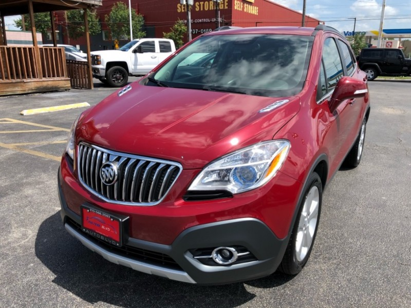Buick Encore 2015 price $13,477