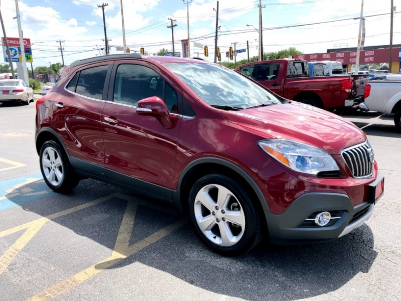 Buick Encore 2015 price $12,997