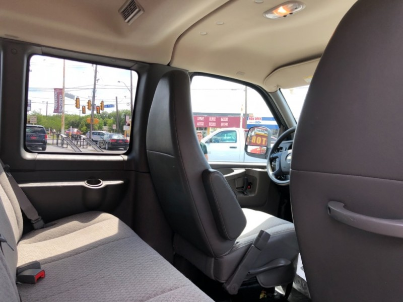 Chevrolet Express Passenger 2014 price $0