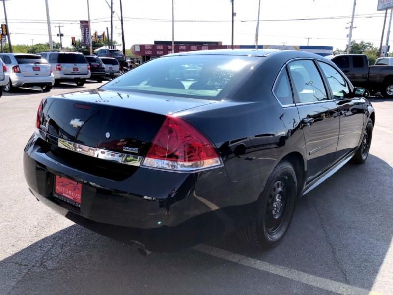 Chevrolet Impala Police 2010 price $8,400