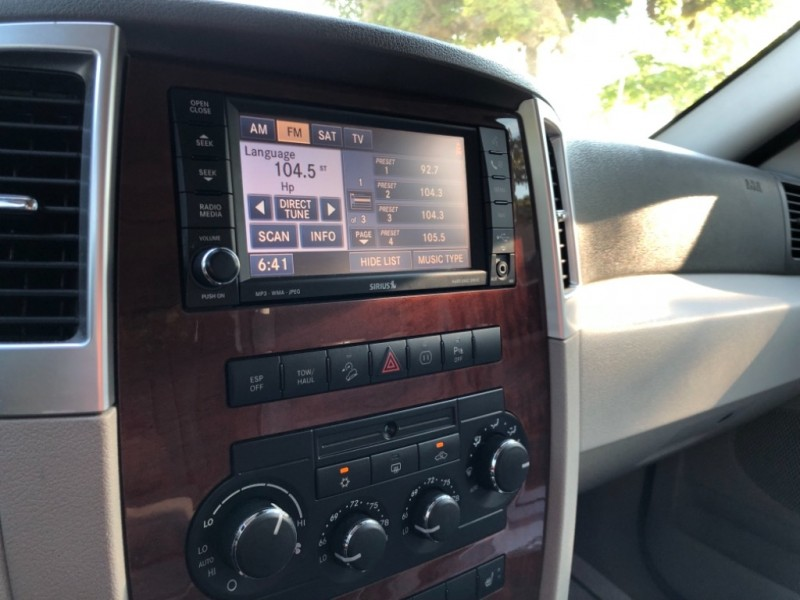 Jeep Grand Cherokee 2009 price $12,500