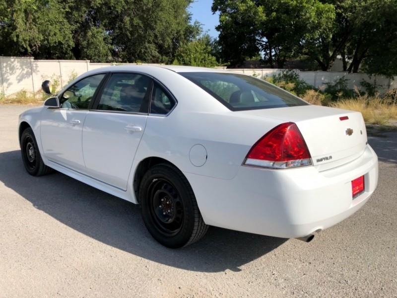 Chevrolet Impala Police 2012 price $9,400