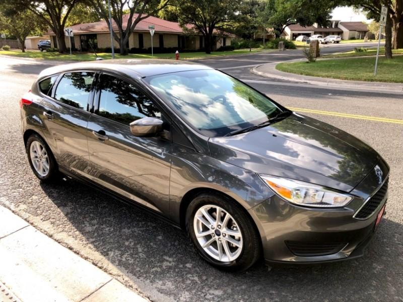 Ford Focus 2018 price $13,997
