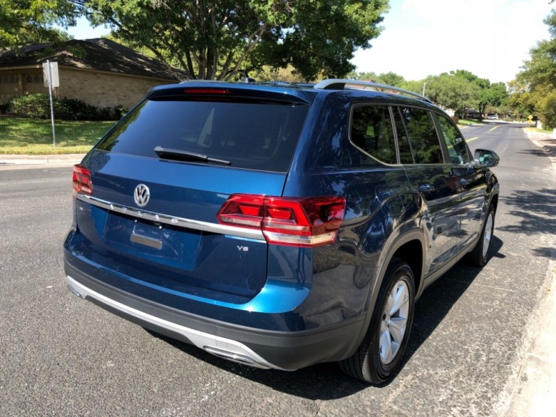 Volkswagen Atlas 2018 price $27,888