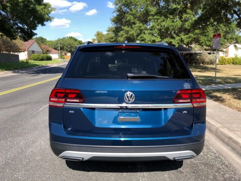 Volkswagen Atlas 2018 price $24,997