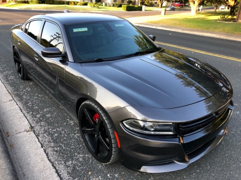 Dodge Charger 2015 price $22,997